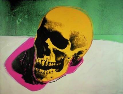 warhols dödsskalle
