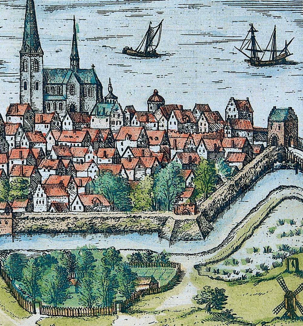 malmö kopparstick 1588