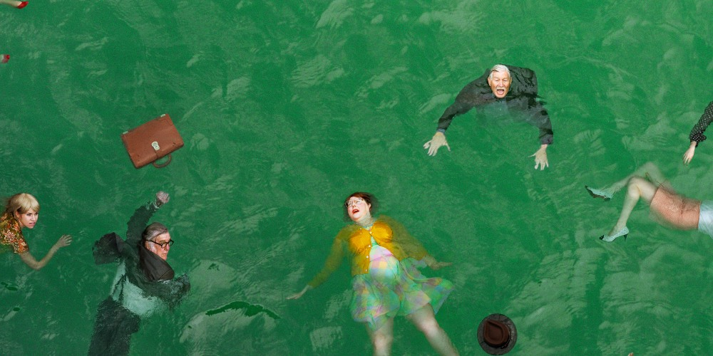alex prager 'pacific ocean' 2012