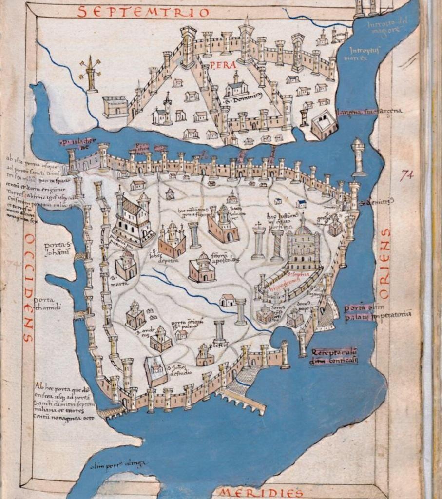 konstantinopel ca 1420