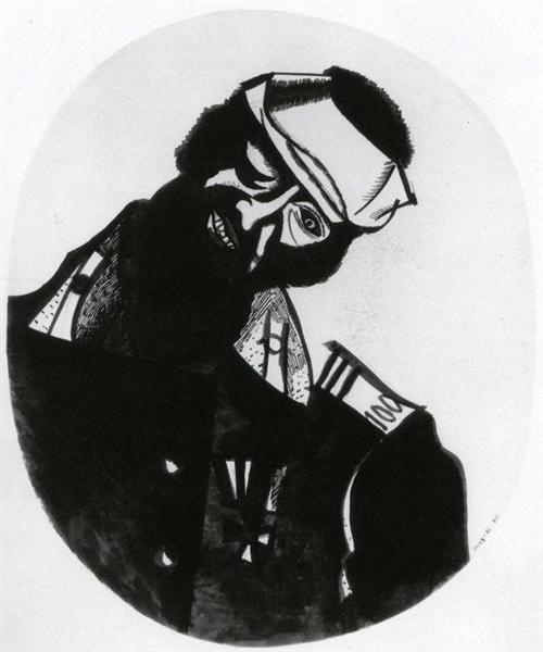 skadad-soldat-marc-chagall-1914-1